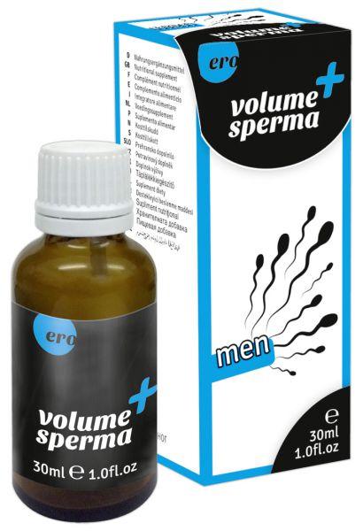 MEHR SPERMA Tropfen 30 ml
