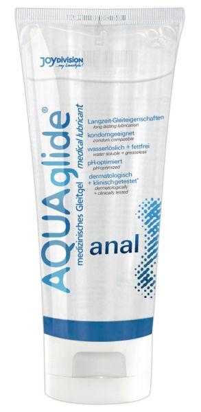 Gleitmittel Aquaglide Anal 100 ml