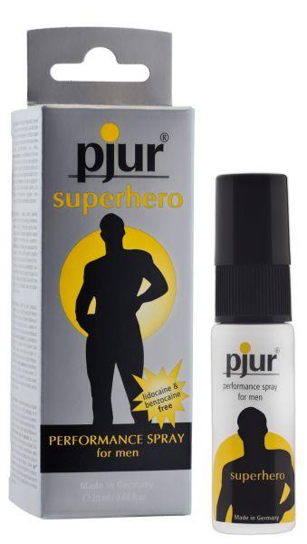 pjur Superhero Performance Verzögerungsspray 20 ml