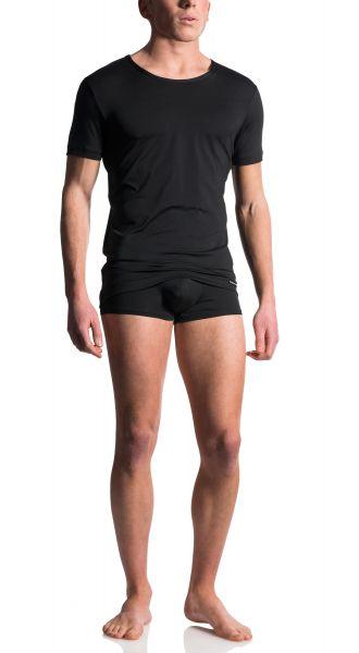 Manstore T-Shirt schwarz