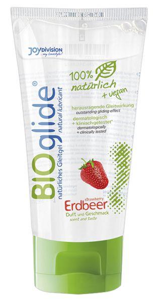 Gleitgel Bioglide Erdbeer 80 ml