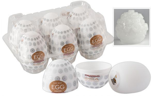 Tenga Egg Crater 6er