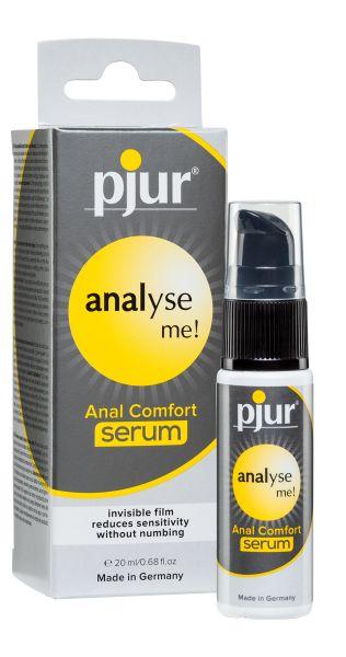 pjur analyse me Anal comfort Serum 20 ml