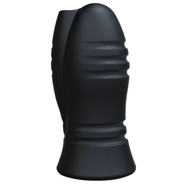 Masturbator Capsule schwarz 13 x 6 cm