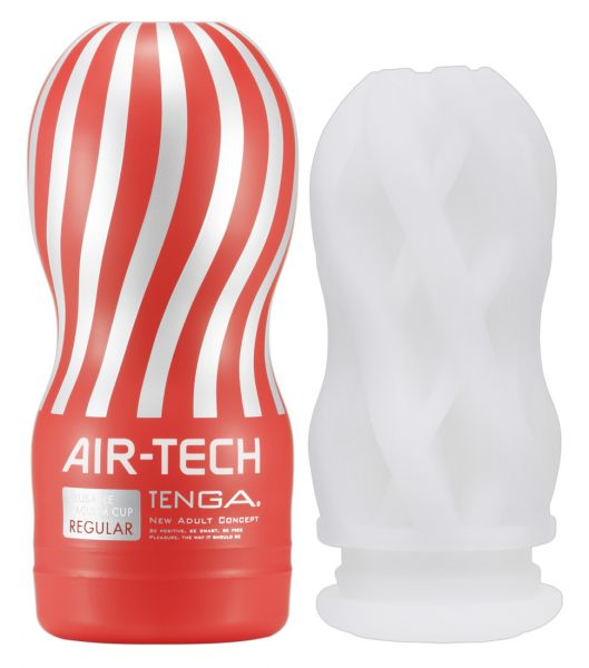 Tenga Masturbator Air Tech rot