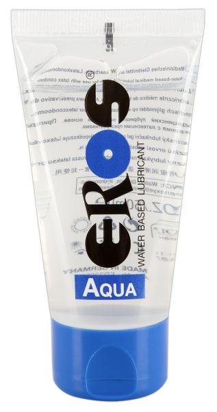 Eros Aqua Gleitmittel Wasserbasis