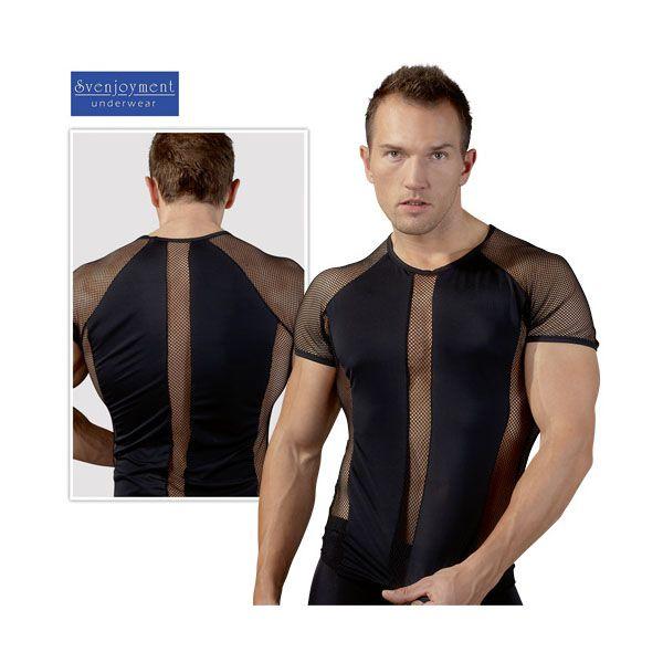 Svenjoyment sexy Netz-Shirt L