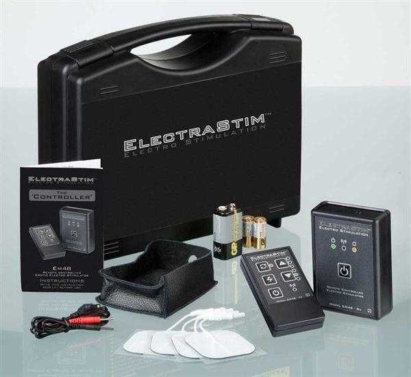 Elektroschock Stimulator mit Fernbedienung