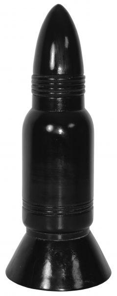 Analplug Patrone 25 x 4,8 - 6,6 cm