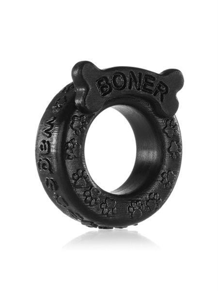 Oxballs Boner Cockring schwarz 3,6 cm