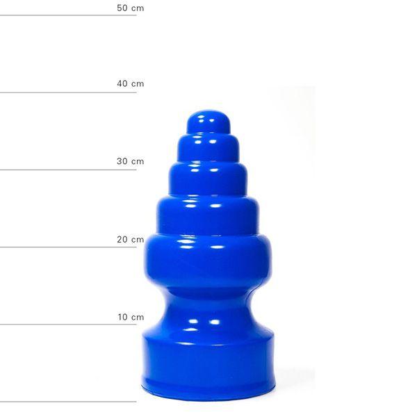 All Blue Plug von Hanoi 27 x 13,5 cm