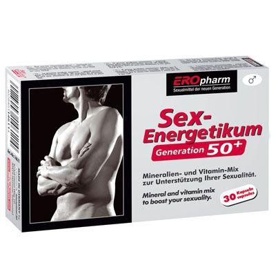 Sex-Energetikum Generation 50+, 32 Kapseln