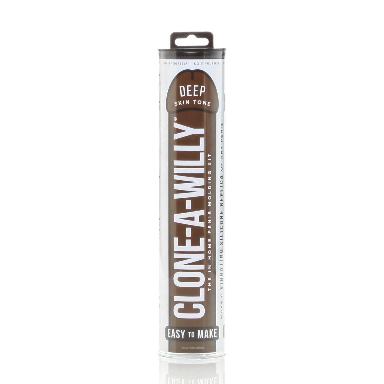 Clone-A-Willy Dunkler Hauttyp Penisabdruckset kaufen