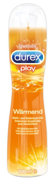 Durex Play Gleitgel wärmend