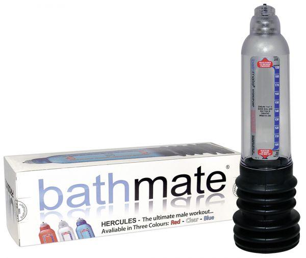 Bathmate Hercules Penispumpe transparent