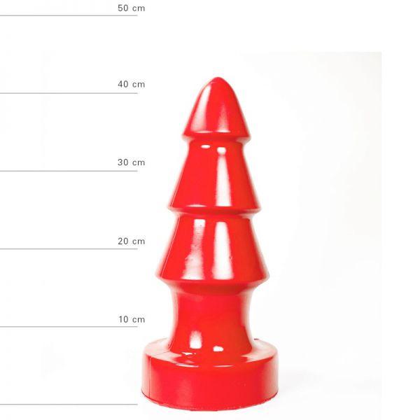 All Red Mega Tree Plug 40 x 14 cm