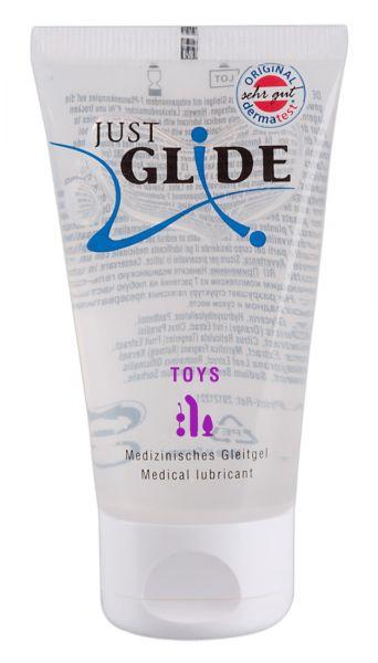 Just Glide Sextoy-Gleitmittel