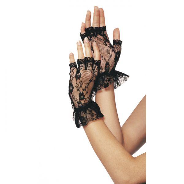 Leg Avenue Rüschen Handschuhe