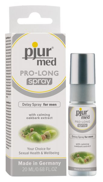 pjur med Prolong Potenzspray 20 ml
