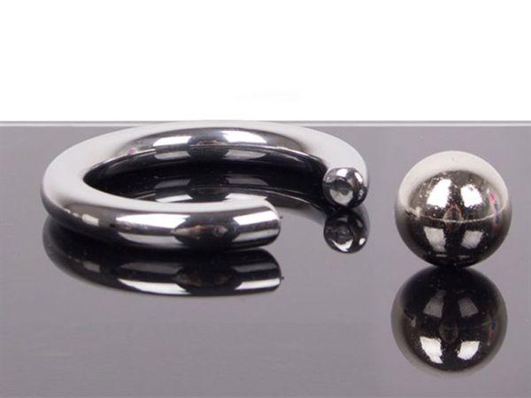 Mister B Magnetic Ball Cockring 3,3 cm