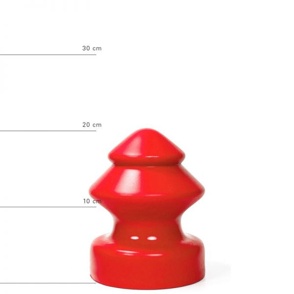 All Red Spacy Plug 19 x 14,5 cm