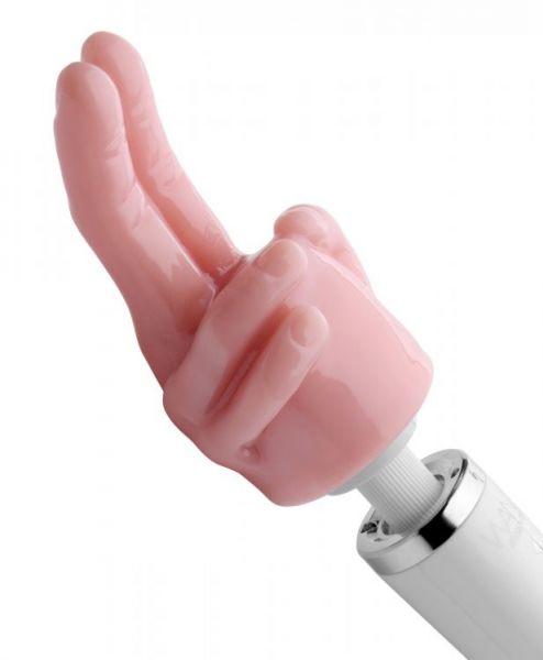 Massagestab Aufsatz Fingerling