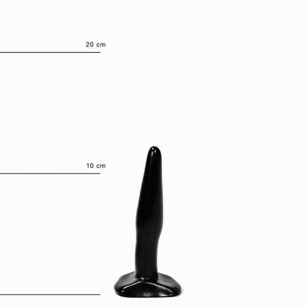 All Black Mini Willy Dildo 12 x 2,5 cm