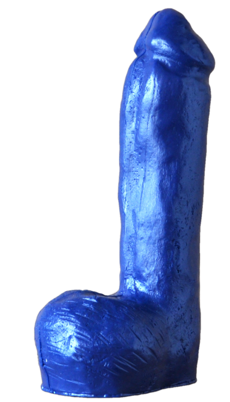 Crackstuffers realistischer Dildo Willy 19 x 4,5 cm modelle-sex