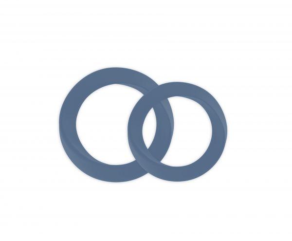 Penisring Infinity Set blau