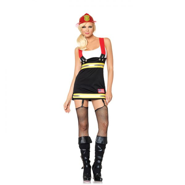 Leg Avenue Feuerwehrfrau XS