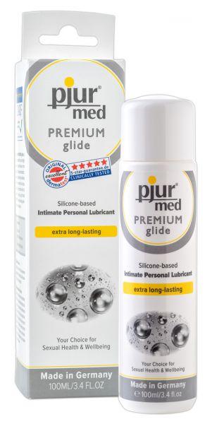 pjur med Premium Glide Gleitgel 100 ml