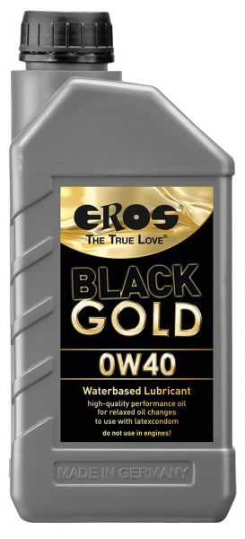 Eros Gleitmittel Black Gold 0W40 1000 ml