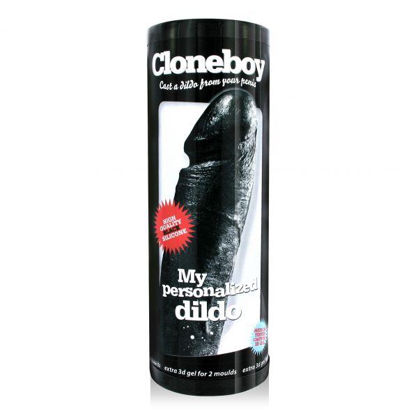 Cloneboy - Penisabdruckset - schwarz