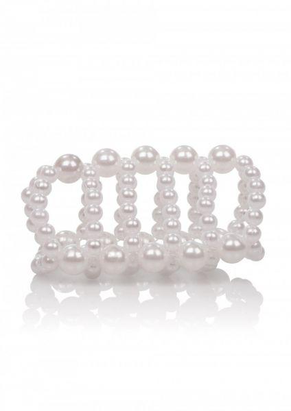 Penisring Perlenkette 8 x 4 cm