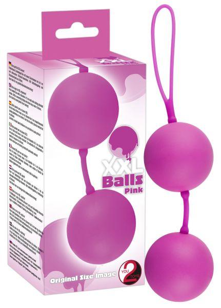 Loveballs XXL 22 x 5 cm