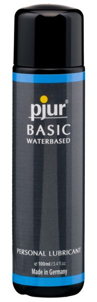 pjur BASIC Gleitgel Wasserbasis 100 ml