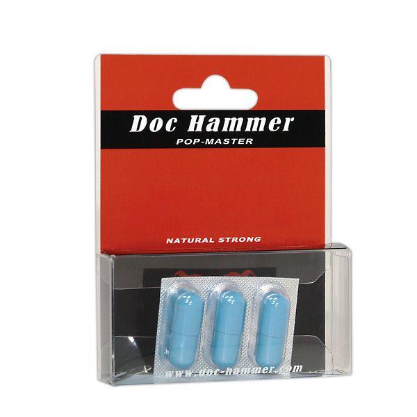 DOC HAMMER Lustkapseln Pop Master 3er