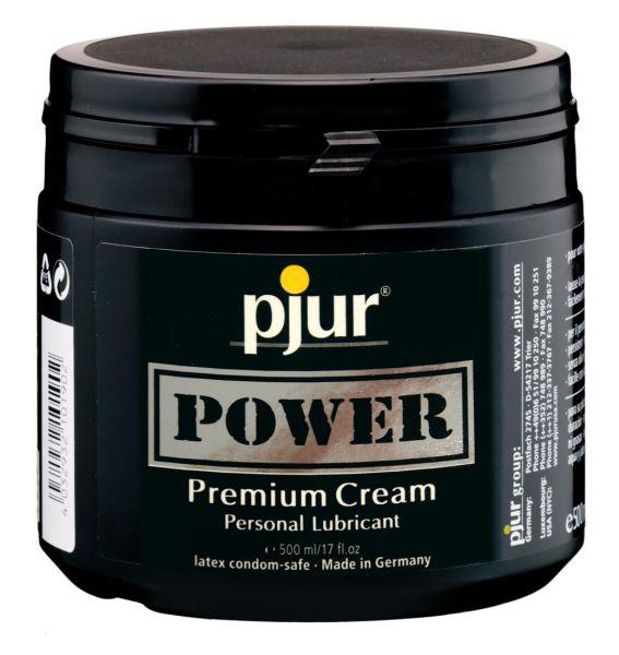 pjur POWER Premium Gleitcreme