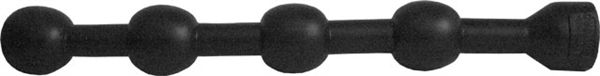 Domestic Partner Butt Boy Balls Dildo schwarz 30 x 5 cm