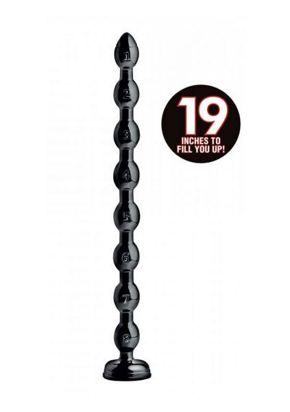 Analkette lange Lust 58 x 3,8 cm
