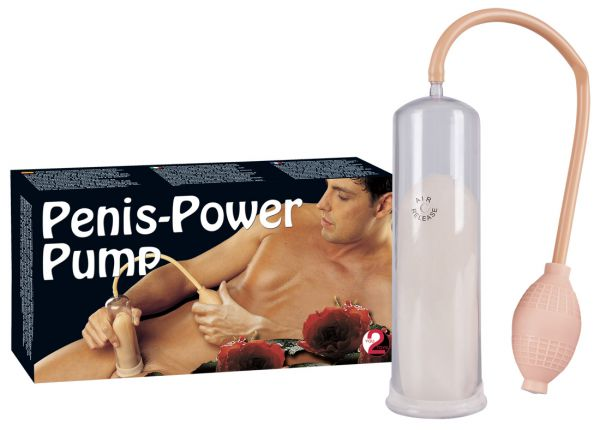 Penispumpe Power Klassik