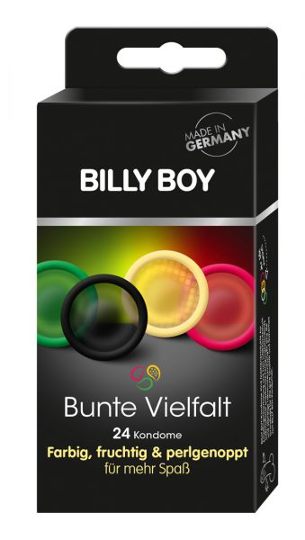 Billy Boy Fun Kondome 24er