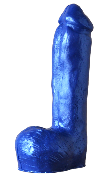Crackstuffers realistischer Dildo Willy 19 x 4,5 cm