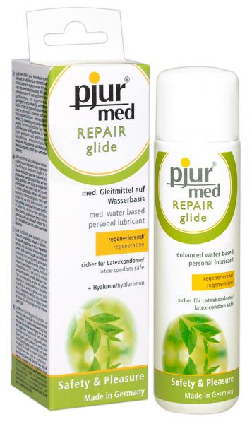 pjur med Repair Glide Gleitgel 100 ml