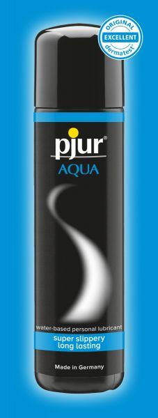 pjur Aqua Gleitmittel Sachets 50 x 2 ml