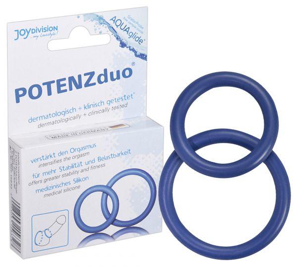 Joydivision Potenz-Duo Penisringe