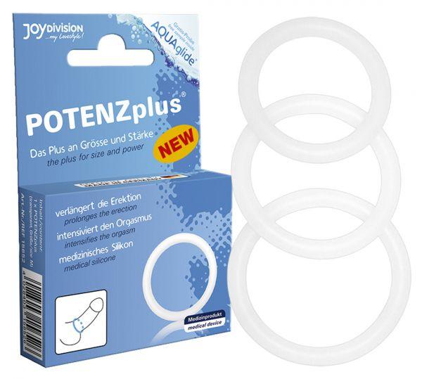 Penisring Potenzplus S, M, L