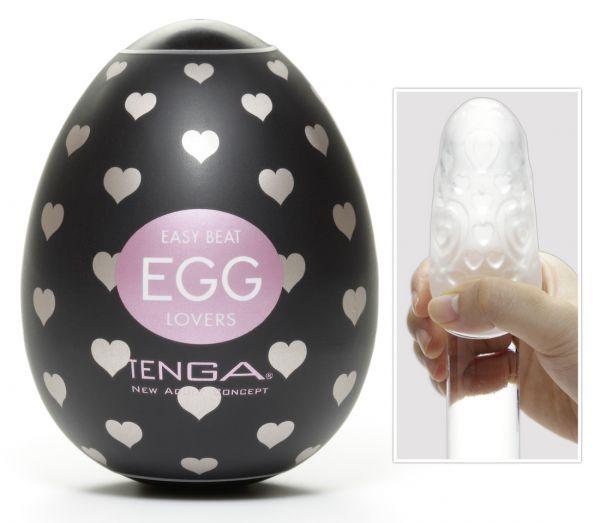 Tenga Egg Lovers Masturbator