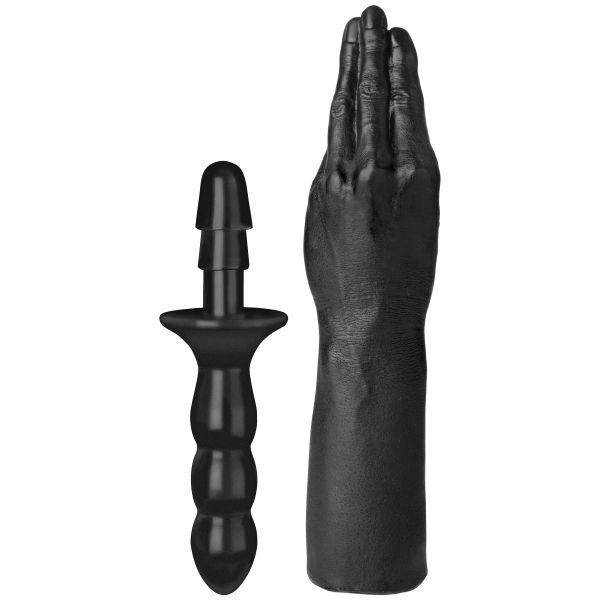 Fist Dildo, Die Hand von Odysseus 43 x 7 cm