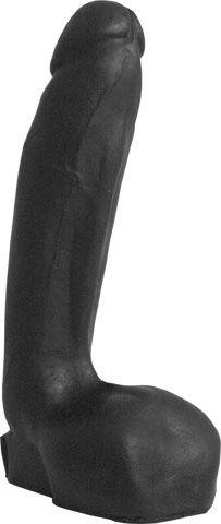 Domestic Partner Frontline Soldier Dildo schwarz 20 x 4 cm